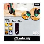 Piranha invalzaagblad X26060-XJ hout 32x40 mm