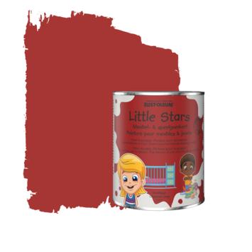 Rustoleum Little Stars Meubel- en Speelgoedverf750ml Roodkapje