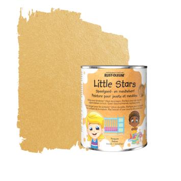 Met Rustoleum Little Stars Meubel- en Speelgoedverf 750ml Pompoen Metallic
