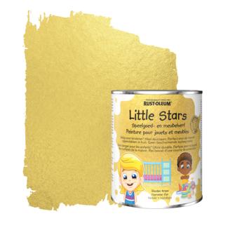 Rustoleum Little Stars Meubel- en Speelgoedverf 750ml Gouden Kroon Metallic