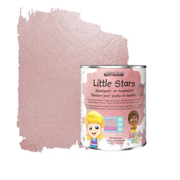 Rustoleum Little Stars Meubel- en Speelgoedverf 750ml Paradijstuinen Metallic