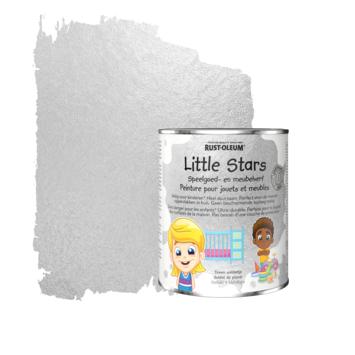 Rustoleum Little Stars Meubel- en Speelgoedverf 750ml Tinnen SoldaatjeMetallic