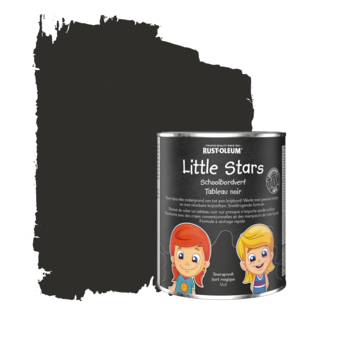 Rustoleum Little Stars Schoolbordverf 750ml Toverspreuk