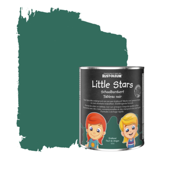 Rustoleum Little Stars Schoolbordverf 750mlDrakenei