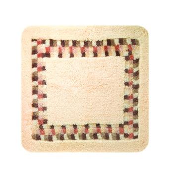 Sealskin Cubes wc mat camee 60 x 70 cm