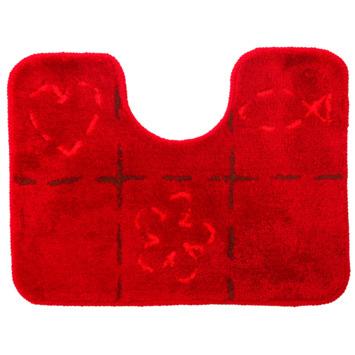 Sealskin Tack wc mat rood 45 x 60 cm