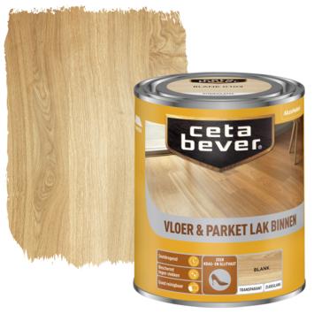 Cetabever vloer - & parketlak transparant blank zijdeglans 750 ml