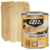Cetabever meubellak transparant blank zijdeglans 750 ml