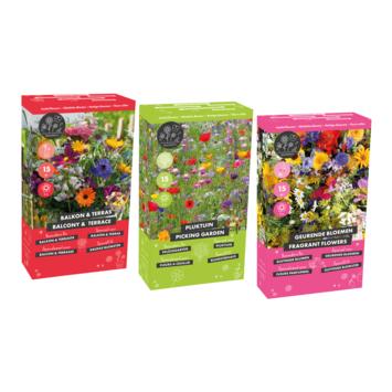Nuttige bloemen pakket 2