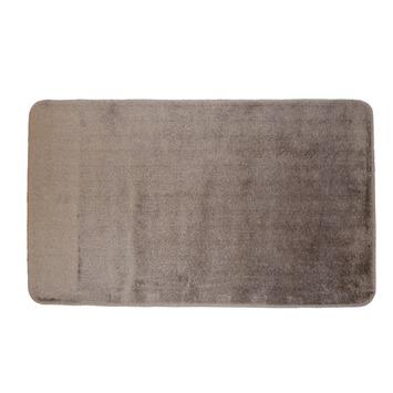 KARWEI Simplicity badmat bruin 60 x 100 cm