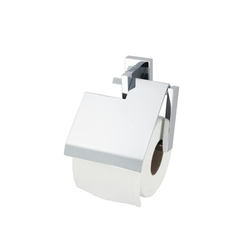 Haceka Edge toiletrolhouder chroom