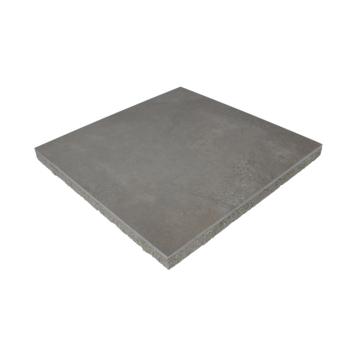 Keramische Terrastegel Lund Grijs 60x60x4 cm