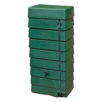 Muurtank Regenton 320 Liter Groen