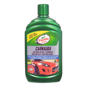 Turtle Wax carnauba 500 ml