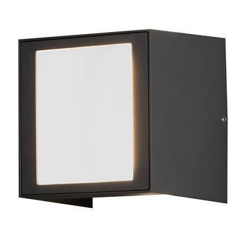 Konstsmide buitenlamp Cremona verstelbaar antraciet