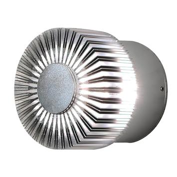 Konstsmide buitenlamp Monza ø9 cm aluminium