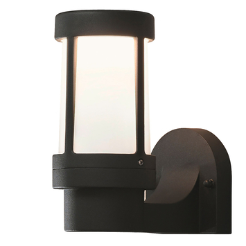 Konstsmide buitenlamp Siena mat zwart
