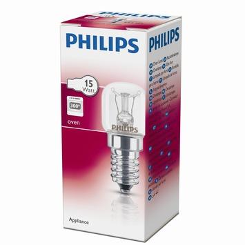 Philips bakovenlamp E14 15W