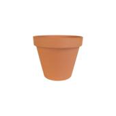 Pot terracotta D26 H22