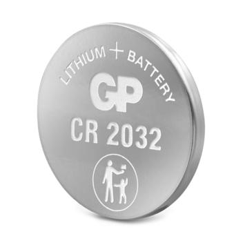 GP knoopcel batterij CR2032