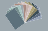 KARWEI Kleurkaartset Vintage Pastels 12 stuks