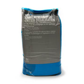 Handson egalisatie mortel grijs 25 kg