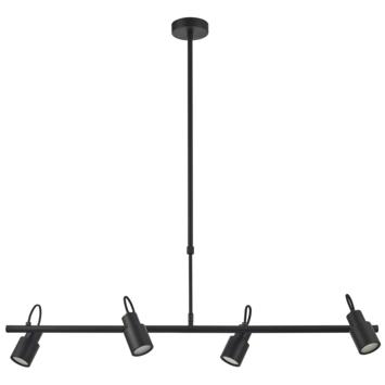 Karwei hanglamp Maxim zwart