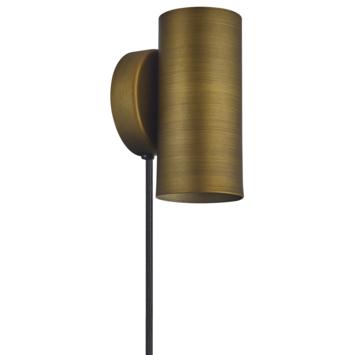 KARWEI wandlamp Fem messing