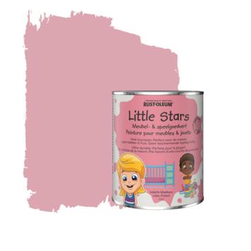 Rustoleum Little Stars Meubel- en Speelgoedverf750ml Indische Lotusbloem