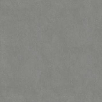 Le Noir & Blanc vliesbehang textiel uni muisgrijs (dessin 113287)