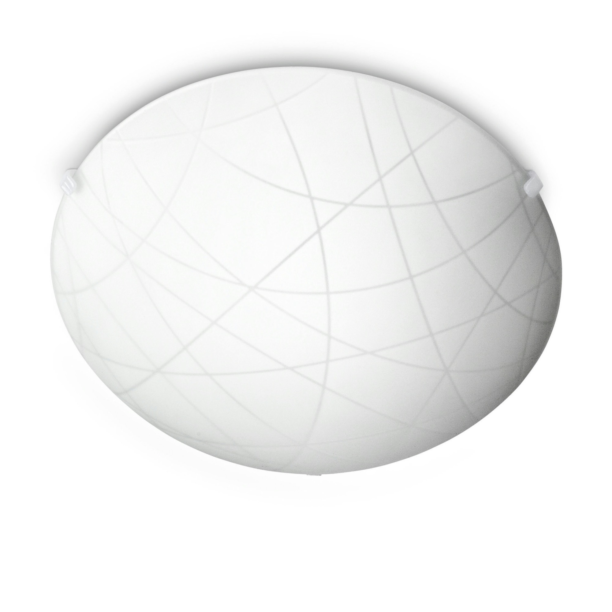 Philips myliving chantilly plafondlamp 230 v 60 w e27 wit