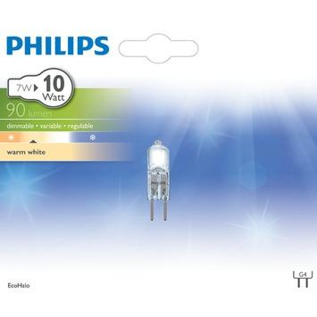 Philips EcoHalo halogeencapsulelamp G4 7W