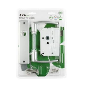 AXA Insteekslot loopslot set compleet met langschild