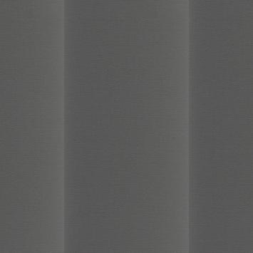 KARWEI kleurstaal stoffen lamellen zwart (22386)
