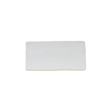 Wandtegel Isar wit 7,5x15 cm 0,5m²