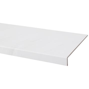 CanDo Traprenovatie Traptrede wit marmer 38x130 cm