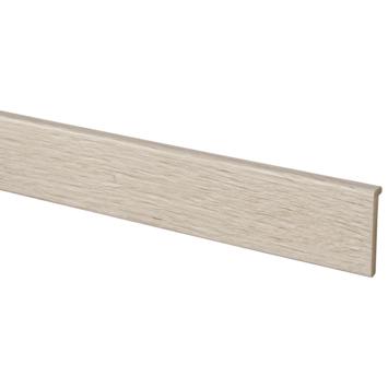 CanDo Traprenovatie Trapprofiel IJs Eiken 5,6x130 cm