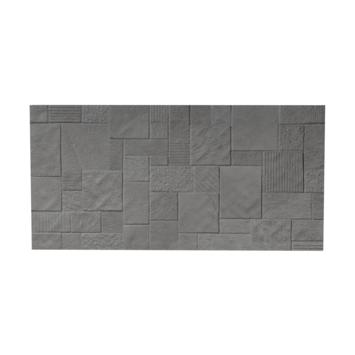 Wandtegel Mandel wit texture 30x60 cm 1,26m²