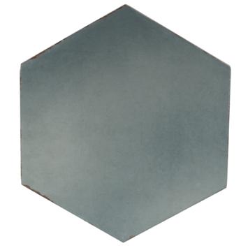 Wandtegel Odensa mint groen 14x16 cm 0,5m²