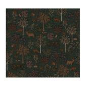 Fotobehang Forest (dessin 112119)