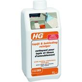 HG vloeibaar tapijtreiniger 1L