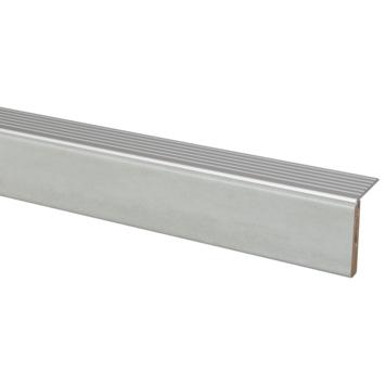 CanDo Traprenovatie Afwerklijst Beton Licht Grijs 130x5 cm