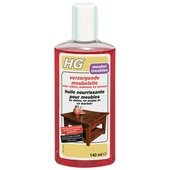 HG meubelolie eiken 140 ml