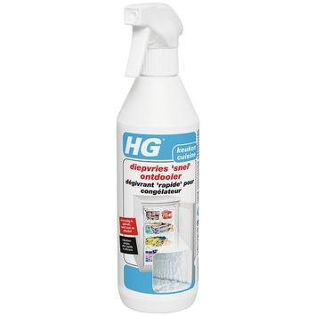 HG diepvries snelontdooier 500 ml