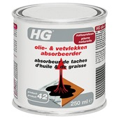 HG Olie- en vetvlekken absorbeerder 250 ml