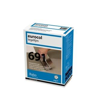 Eurocol poeder tegellijm 691 5 kg