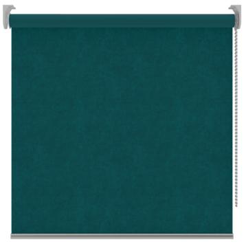 Rolgordijn Velvet verduisterend zeegroen (5871) 90x190 cm (bxh)