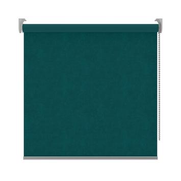 Rolgordijn Velvet verduisterend zeegroen (5871) 120x190 cm (bxh)