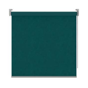 Rolgordijn Velvet verduisterend zeegroen (5871) 150x190 cm (bxh)