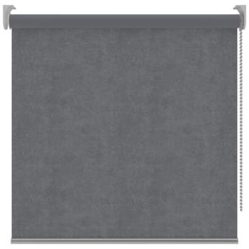 Rolgordijn Velvet verduisterend grijs (5869) 90x190 cm (bxh)